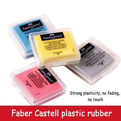 2363 Rubber Eraser Strong Adhesive Kneadable Cleaning Pencil Artists Drawing