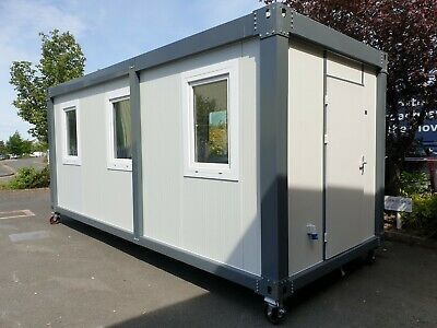Events Ticket Office Cabin Kiosk Hut Security Gatehouse - 6000Wx2440Dx2600H