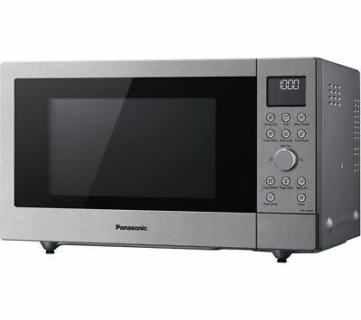 Panasonic 1000W Combination Microwave NN-CD58JSBPQ - Steel - Brand New