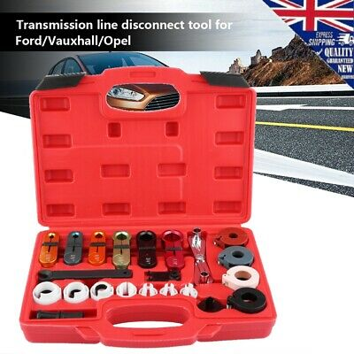 Cooler Quick Disconnect Automotive A//C Tool Kit Set For Ford//Vauxhall Fuel /& Transmission Line Disconnect Tool Set