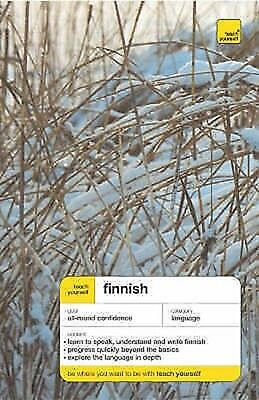 Teach Yourself Finnish by Tertti Leney (Mixed media product, 2004)