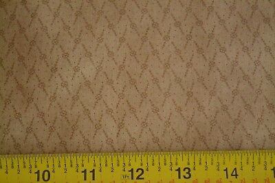 """28/"""" Long Moda//Independence Trail//14740 12 N3469 Red Brown Tan Quilting Cotton"""