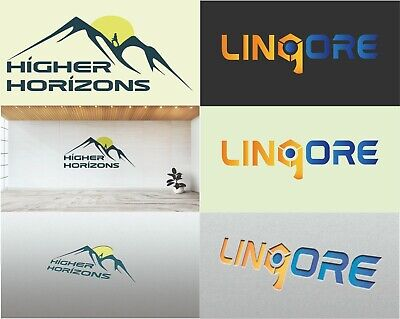 Professional Custom Logo Design for your brand/business