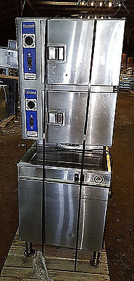 Cleveland 24-CGM-200 Compartment Gas Pressureless Convection Steamer ( #3)