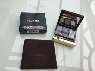 BNIB Authentic Tom Ford Brow Sculpting Kit Light (01)