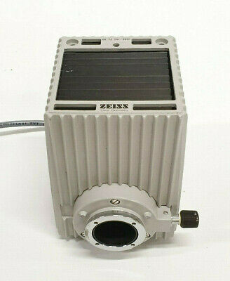 Vtg Carl Zeiss  100W 12v Microscope Light Source 46 80 19 9901