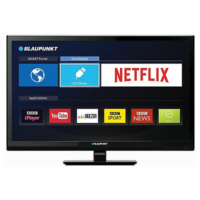 """Blaupunkt 24"""" inch HD Ready 720p LED Smart TV with Freeview HD"""