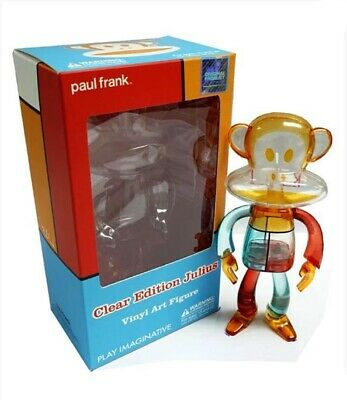 PAUL FRANK VAMPIRE JULIUS VINYL ART FIGURE BOXED BRAND NEW