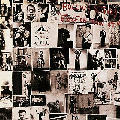 Exile On Main Street - Vinyl By The Rolling Stones