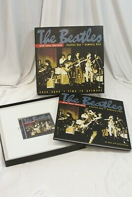 Beatles Bop Hamburg Days 2 CD Box Set Book Once Upon a Time in Germany