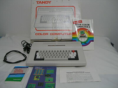 Tandy TRS-80 Color Computer Diagnostics 2.0 Cartridge for Coco 1 2 3