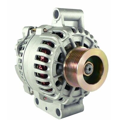 NEW ALTERNATOR HIGH OUTPUT 200 Amp 7.3L Diesel FORD F PICKUP TRUCK 99 00 01