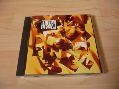 CD Cutting Crew - The Scattering - 1989 incl. Between a rock and a hard place