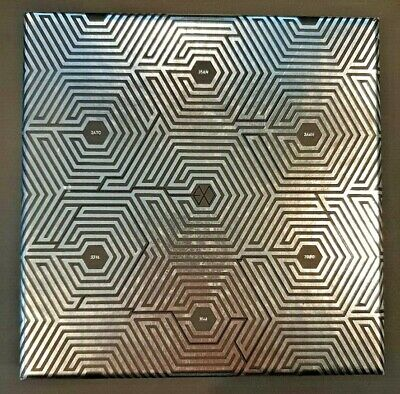 "EXO-K autographed ""OVERDOSE"" 2nd Mini Album (Korean ver.) signed PROMO CD"