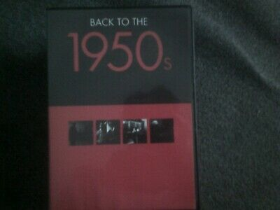 Back To The 1950'S*Dvd*Documentary*