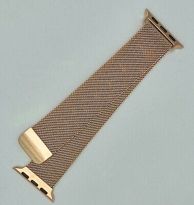 Rose Gold Milanese Mesh for Apple Watch 3/4/5 42-44mm