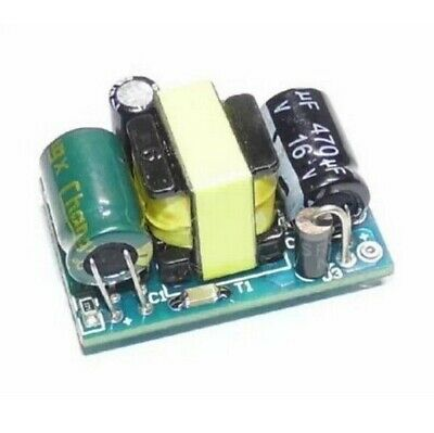 1PCS 12V 400mA AC-DC Isolated Power Buck Converter 220V to Step Down Module