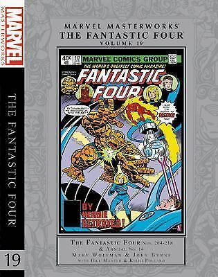 Marvel Masterworks: The Fantastic Four Vol. 19, , Gillis, Peter,Perez, George,Ma