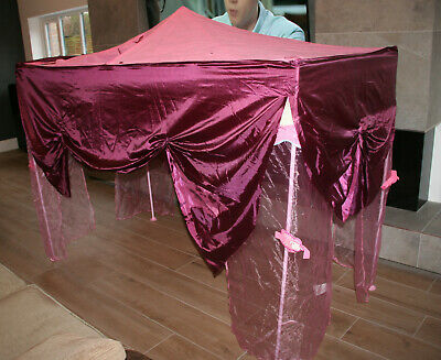 Bed Canopy For Standard Sigle Girls Bed From Zapf Creation