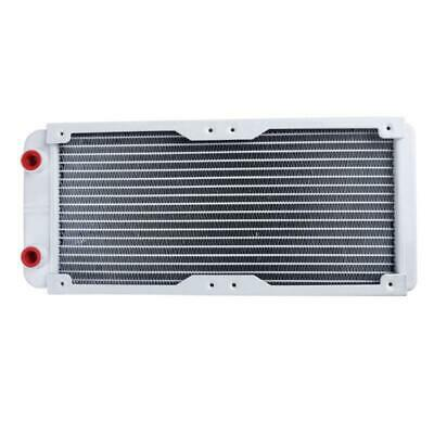 240mm 18 Tube Straight G1/4 Thread Whole System Computer PC for Exchanger