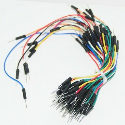 560x//set Solderless Breadboard Jumper Cable Wire Kit Assorted Lengths Wires Set