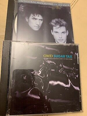 Orchestral Manoeuvres In The Dark Sugar Tax & The Best Of OMD, ELECTRONIC 2 CDs