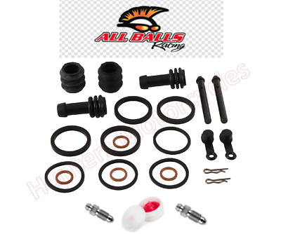 Kawasaki KLE650 Versys Front Brake Caliper Seal Rebuild Repair Kit x 2 (06 & 08)