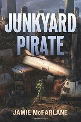 Junkyard Pirate by McFarlane, Jamie