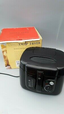 Classic Cuisine Deep Fryer New In Box