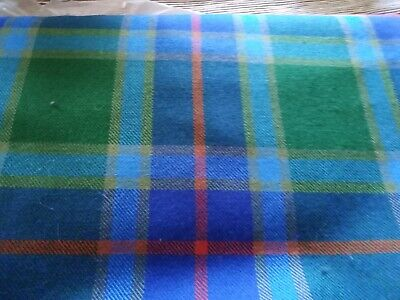 Tartan cloth 16 ounce  gorman tartan can't get it  other than me sold by the mtr