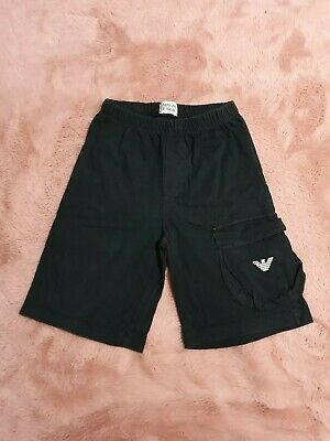 Armani Junior Shorts Age 4