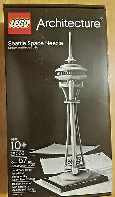 LEGO 21003 Architecture Seattle Space Needle Neu Ovp BNISB