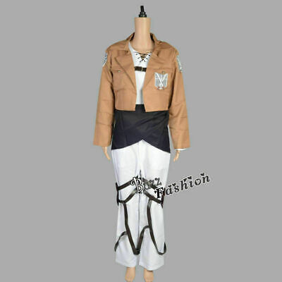US Ship Fashion Lady Anime Cool Cosplay Clothing Legion Costume Suits