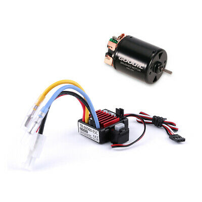 GoolRC 540 23T Brushed Motor for 1//10 On-road Drift Touring RC Car R8G3