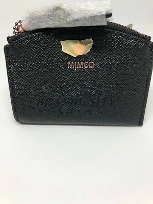 Mimco BALSA SUBLIME CARD HOLDER Leather Authentic New with tag RRP59.95
