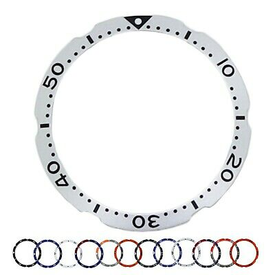 Diver Watch Bezel Insert Made for Orient Mako II and Ray II FAA Series