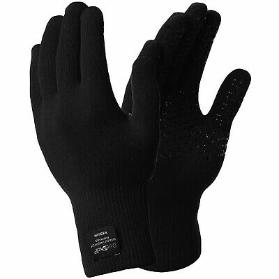 DexShell Thermfit Neo Unisex Waterproof Seamless Merino Wool Touchscreen Gloves