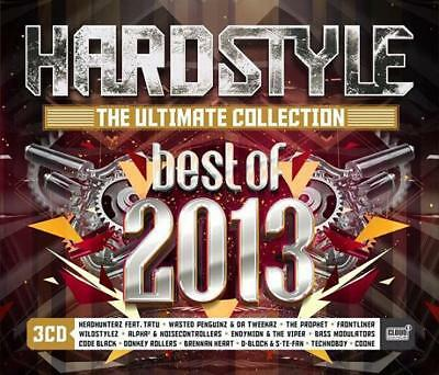 HARDSTYLE BEST 2013 = Prophet/Coone/Endymion/TnT...=3CDs= ULTIMATE COLLECTION!