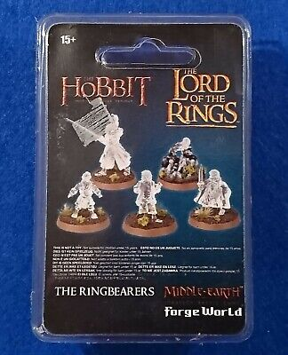 Forgeworld Exclusive Lord of The Rings LOTR Invisible Ringbearers set