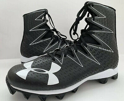 Under Armour Mens UA Highlight RM Lacrosse Football Cleats Shoes 1269695-041