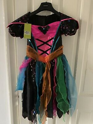 halloween witch costume 9-10 BMWT From Marks  And Spencer