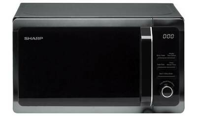 Sharp 800W Standard Microwave R274KM - Black NEW!!