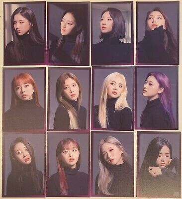 LOONA Photo Set from Loonaverse All Members Official