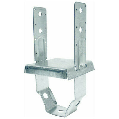 "Simpson Strong-Tie PBS66 Stand Off Post Base, 12-Gauge, 6"" x 6"""