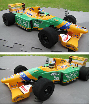 1//10 NEW Unpainted 2016 F1 RS16 RC car Body with Decal Wings set for Tamiya F104