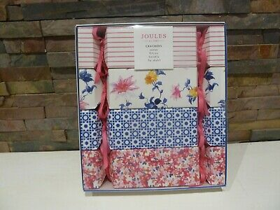 new : JOULES CRACKERS GIFT SET (BATH / HAND CREAM / SOAPS / LIP BALM)