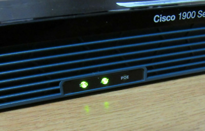 Cisco 1900 Series 1921 Integrated Services Router CISCO1921/K9