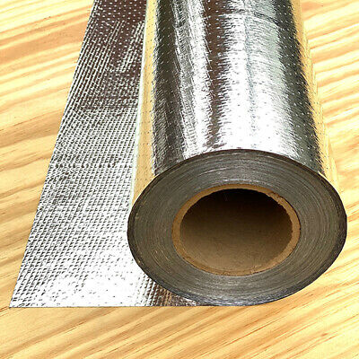 Radiant Barrier - Heavy Duty - Breathable 1000 sf roll - Attic Foil Insulation