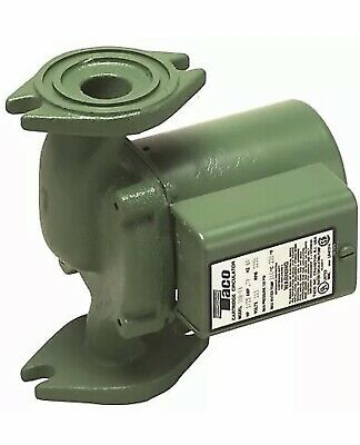 Taco 008-F6 Cast Iron Cartridge Circulator Flanged 1/25 Hp