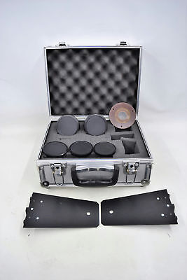 Malvern 100&300mm Lens w/ Alignment Disk f/2600-C Droplet Particle Size Analyzer